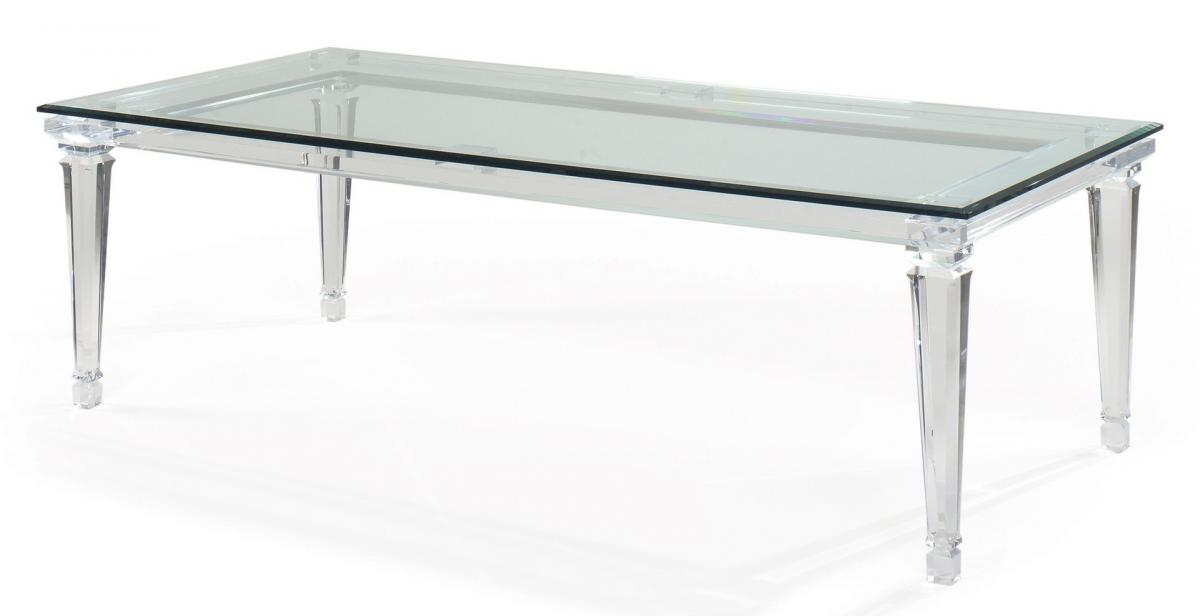 Стол Sancerre Acrylic Dining Table