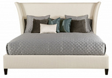 Кровать Sienna Flare Upholstered Bed 763-H66